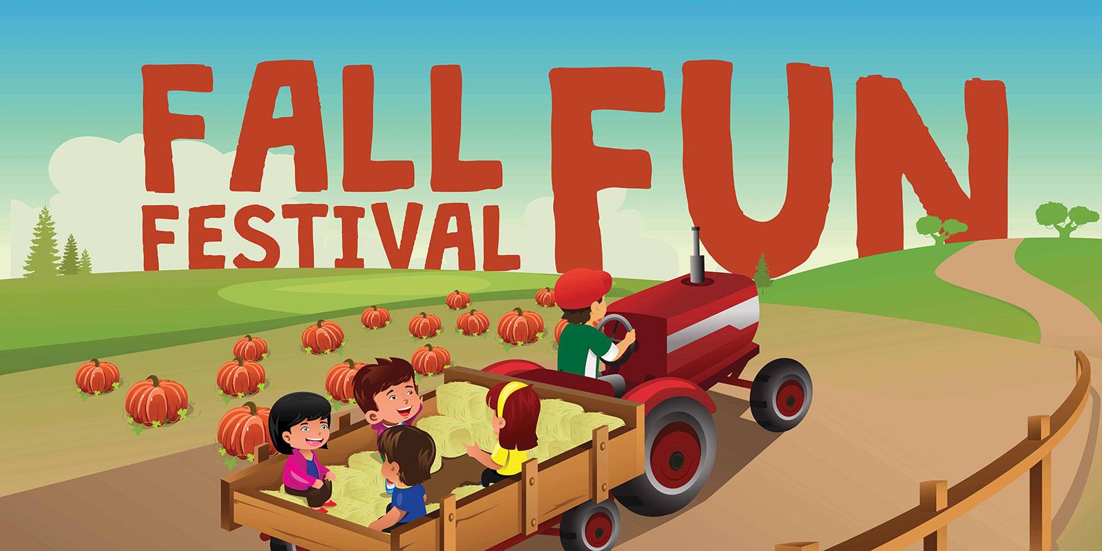Fall Festival Fun Banner Compel Graphics Amp Printing